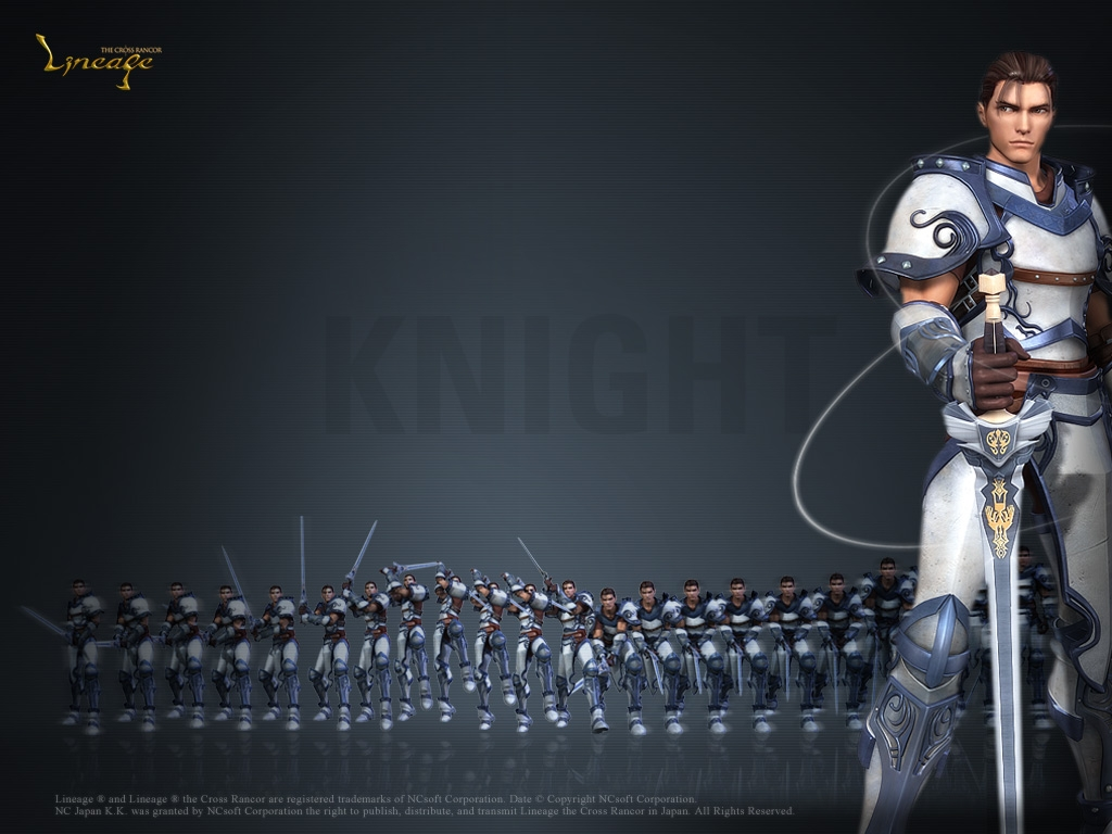 Male Knight by GameMaster